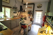 Charmant gerenoveerd huis met karakter in de Puisaye Ref # LB4998N foto 4