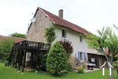 Charmant gerenoveerd huis met karakter in de Puisaye Ref # LB4998N foto 2