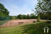 Maison de maitre met zwembad, tennis op een hectare Ref # BH5010V foto 16 tennis court
