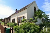 Gerenoveerde boerderij met 5 slaapkamer en mooi uitzicht Ref # JP5012S foto 1 renovated farmhouse and barn near Le Creusot TGV