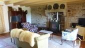 Charmant authentiek huis met uitzicht en 3ha land. Ref # DF5019C foto 2
