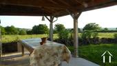 Charmant authentiek huis met uitzicht en 3ha land. Ref # DF5019C foto 4
