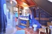 salle de bain en suite du chambre de maitre