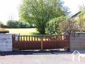 gate to garden plot