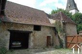 Lieflijk Dorpshuis, binnenplaats en te restaureren schuur.   Ref # GVS4849C foto 7