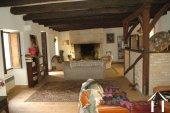 Lieflijk Dorpshuis, binnenplaats en te restaureren schuur.   Ref # GVS4849C foto 10