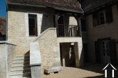 Lieflijk Dorpshuis, binnenplaats en te restaureren schuur.   Ref # GVS4849C foto 11