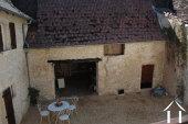 Lieflijk Dorpshuis, binnenplaats en te restaureren schuur.   Ref # GVS4849C foto 14