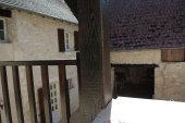 Lieflijk Dorpshuis, binnenplaats en te restaureren schuur.   Ref # GVS4849C foto 16