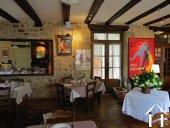B&B, Herberg met Restaurant, Bar verg. IV tuin in Périgord  Ref # GVS4948C foto 11