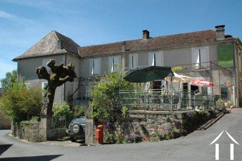 B&B, Herberg met Restaurant, Bar verg. IV tuin in Périgord  Ref # GVS4948C Hoofd foto Ger Haubtbild