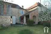 Creer je eigen B&B in lieflijk dorp in de Périgord-Dordogne. Ref # GVS4759C foto 11
