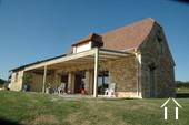 Prachtig recent stenen huis met uitzicht op eigen 4.5 ha Ref # GVS4840C foto 9