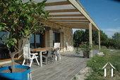 Prachtig recent stenen huis met uitzicht op eigen 4.5 ha Ref # GVS4840C foto 2