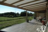 Prachtig recent stenen huis met uitzicht op eigen 4.5 ha Ref # GVS4840C foto 12