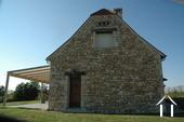 Prachtig recent stenen huis met uitzicht op eigen 4.5 ha Ref # GVS4840C foto 13