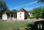 Watermolen 14 de eeuw, woonhuis en schuur te restaureren 1ha Ref # GVS4874C foto 2
