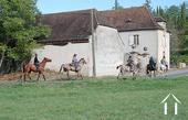 Watermolen 14 de eeuw, woonhuis en schuur te restaureren 1ha Ref # GVS4874C foto 6