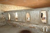 Watermolen 14 de eeuw, woonhuis en schuur te restaureren 1ha Ref # GVS4874C foto 11