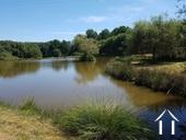 Potentieel Domein14 ha.vijver, bron,beek, zwemb.tennis,mgolf Ref # GVS4893C foto 1