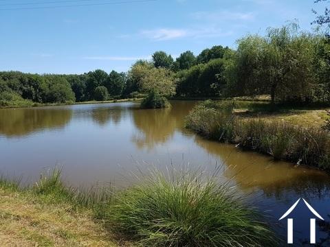 Potentieel Domein14 ha.vijver, bron,beek, zwemb.tennis,mgolf Ref # GVS4893C Hoofd foto Ger Haubtbild