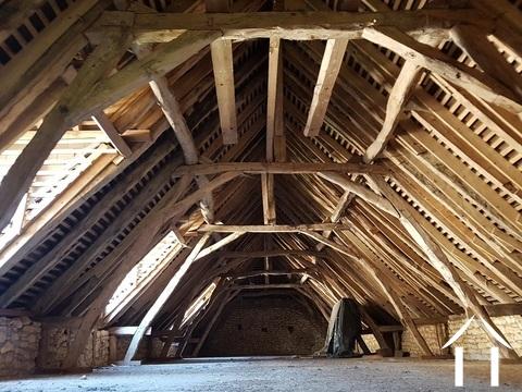Watermolen 14 de eeuw, woonhuis en schuur te restaureren 1ha Ref # GVS4874C Hoofd foto Ger Haubtbild