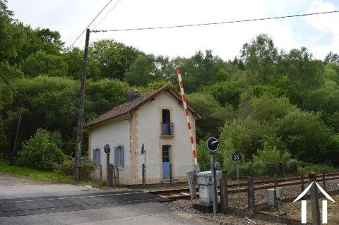 Spoorwachtershuisje Ref # Li397