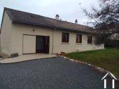 Gelijkvloerse bungalow met dubbele garage Ref # Li551 foto 29