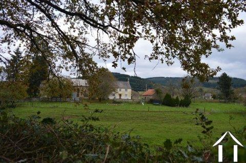 Boerderij met 2 hectare, bron en diverse schuren Ref # Li600