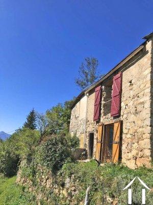 Leuk Berghuis met kleine tuin en kleine percelen niet aangrenzend Ref # MPDJ009