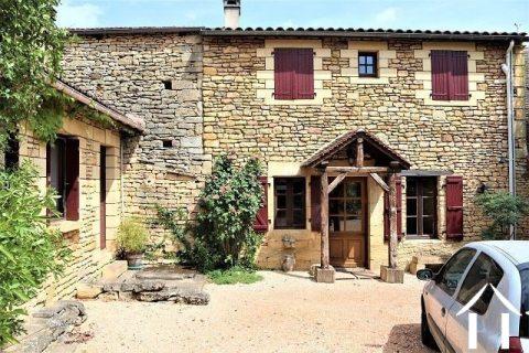 Imposant huis en pierre met chambres d'hôtes plus 2 gites Ref # MPLS1013