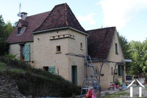 Leuk huis 'en pierre' met 9000 m² terrein Ref # MPLS1023
