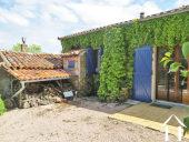 Vrijstaand woonboerderij met uitzicht op de Pyreneeen Ref # MP9034 foto 26