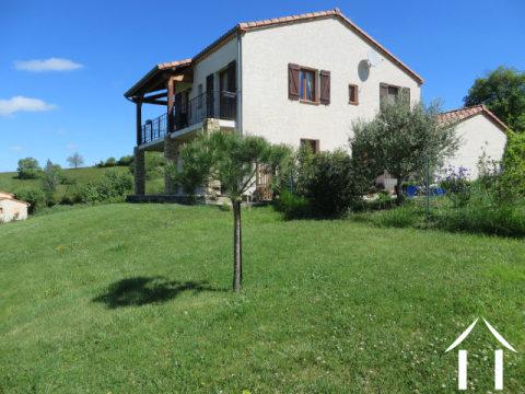 Villa met uitzicht meer en pyreneeen Ref # MP9044