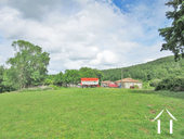 Domain 195ha with 2 houses, outbuildings, source... Ref # MP9052 foto 29