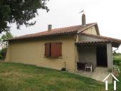 Villa on 2958m2 of land with view to the Pyrenees Ref # MP9053 foto 31