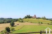 """Prachtig gerenoveerd 11e eeuws domein 'en pierre"""", met chambres d'hôtes en gites, zwembad en een fenomenaal uitzicht met 3.4ha Ref # MPLS1004 foto 23"""