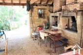 Gerenoveerd huis 'en pierre' met gite op 4000 m2 terrein Ref # MPLS1014 foto 22