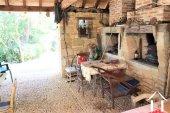 Gerenoveerd huis 'en pierre' met gite op 4000 m2 terrein Ref # MPLS1014 foto 21