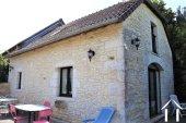 Gerenoveerd huis 'en pierre' met gite op 4000 m2 terrein Ref # MPLS1014 foto 5
