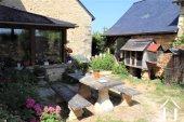 Gerenoveerd huis 'en pierre' met gite op 4000 m2 terrein Ref # MPLS1014 foto 7