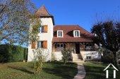 Mooi huis in Quercy-stijl met zwembad en 5600 m² terrein