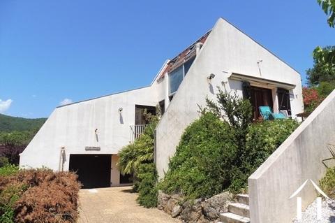 Modern huis te koop lamalou les bains languedoc roussillon 13958