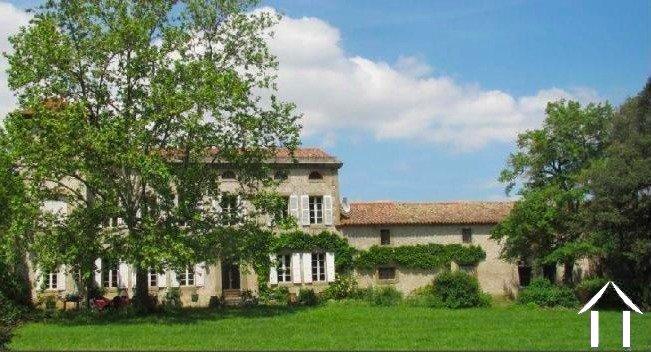 19e eeuws herenhuis bij Carcassonne   Ref # MPOP0064 foto 7