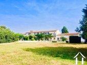 Ruime Franse boerderij (450m2) bestaande uit 2 aangrenzende huizen op 24.400m2 grond en verwarmd zwembad  Ref # MPOP0072 foto 32