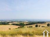 Ruime Franse boerderij (450m2) bestaande uit 2 aangrenzende huizen op 24.400m2 grond en verwarmd zwembad  Ref # MPOP0072 foto 29